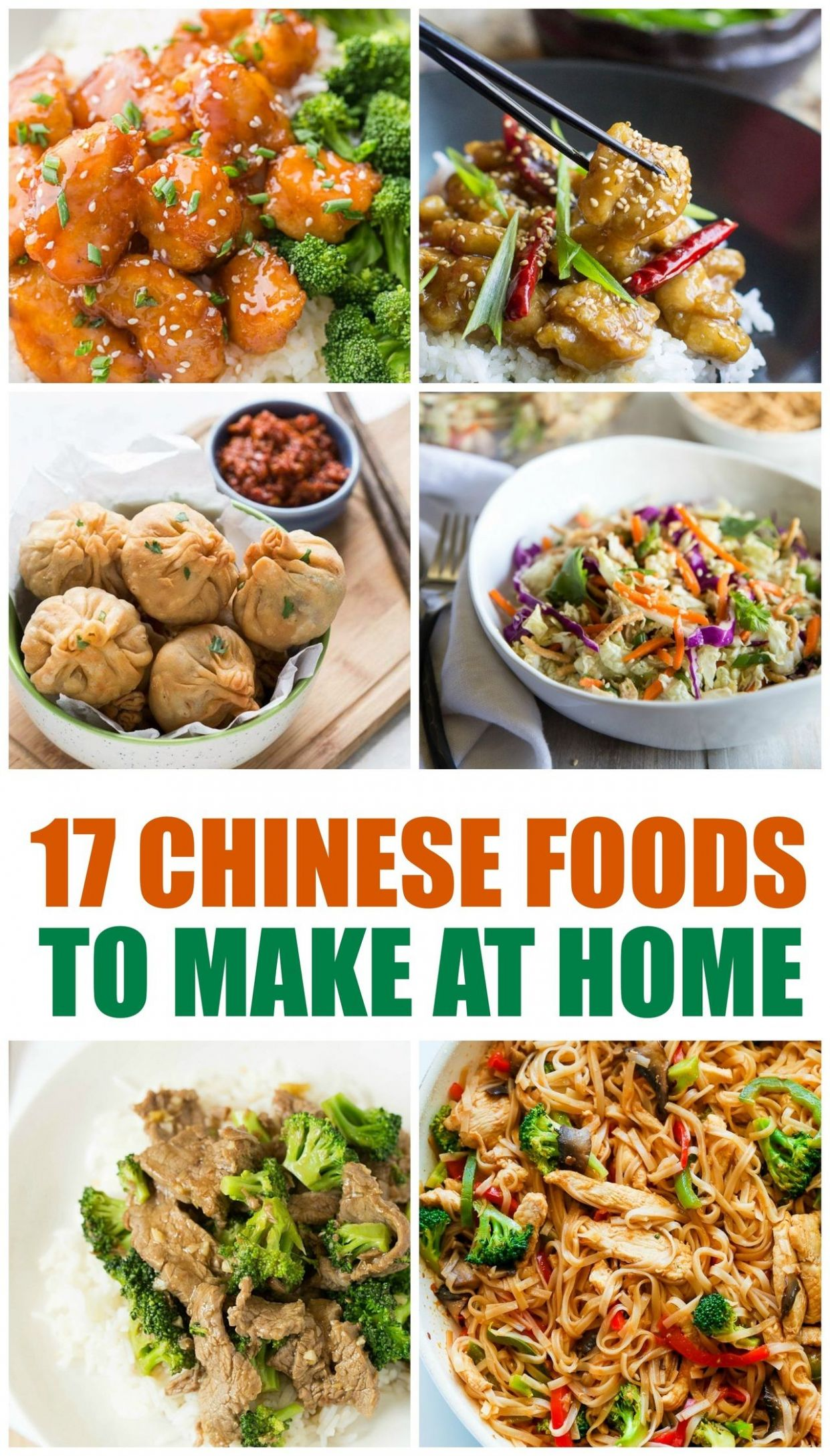 9 Must Try Chinese Food Recipes You Can Make at Home | Healthy ...