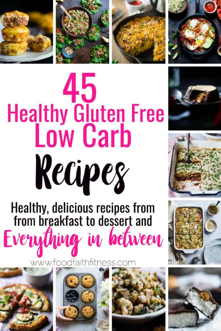 9 Of The Best Easy Healthy Low Carb Recipes | Food Faith Fitness