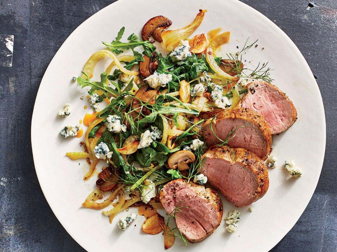 9 Pork Tenderloin Recipes | Cooking Light
