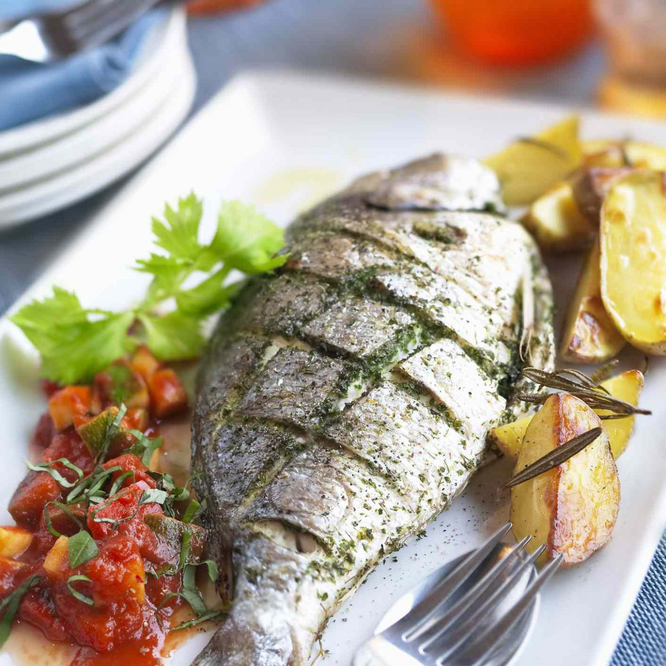 9 Recipes for an Elegant Seafood Christmas Dinner - Fish Recipes For Xmas