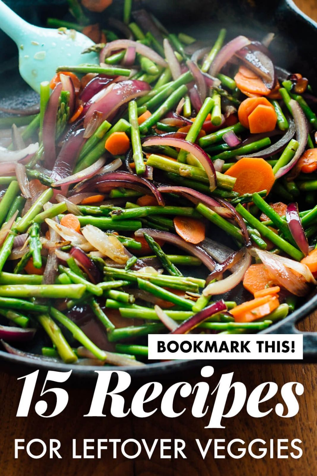 9 Recipes for Leftover Veggies - Cookie and Kate - Recipes Vegetables Only