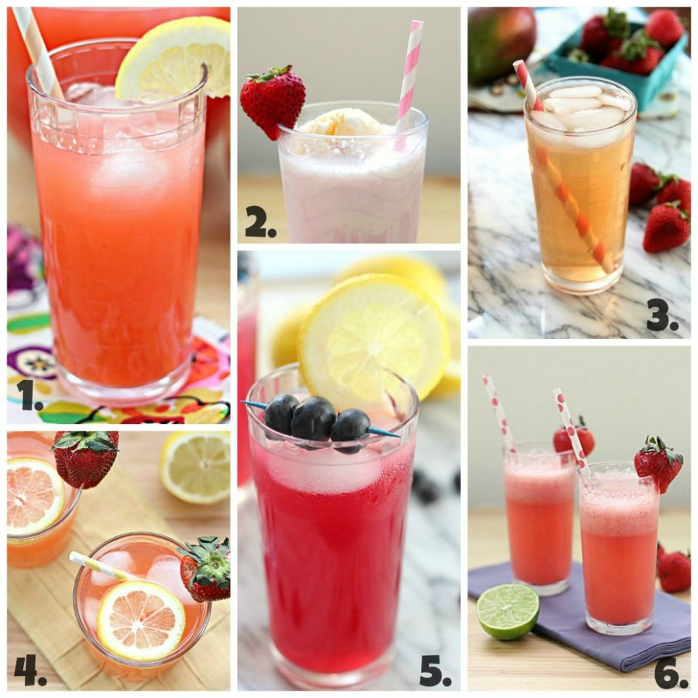 9 Summer Drink and Cocktail Recipes - Eat. Drink. Love