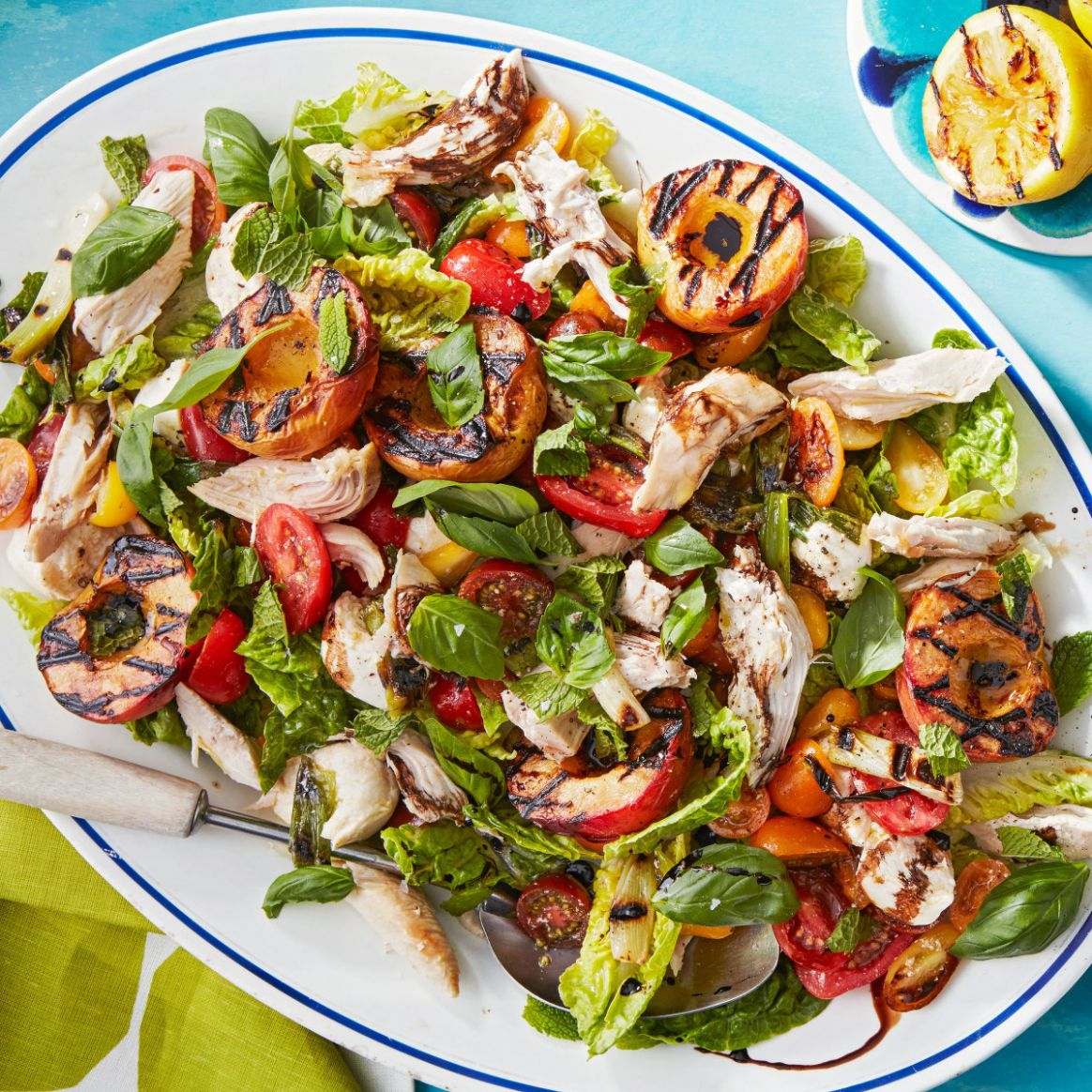 9 Summer Salad Recipes - Rachael Ray In Season - Summer Recipes With Rotisserie Chicken