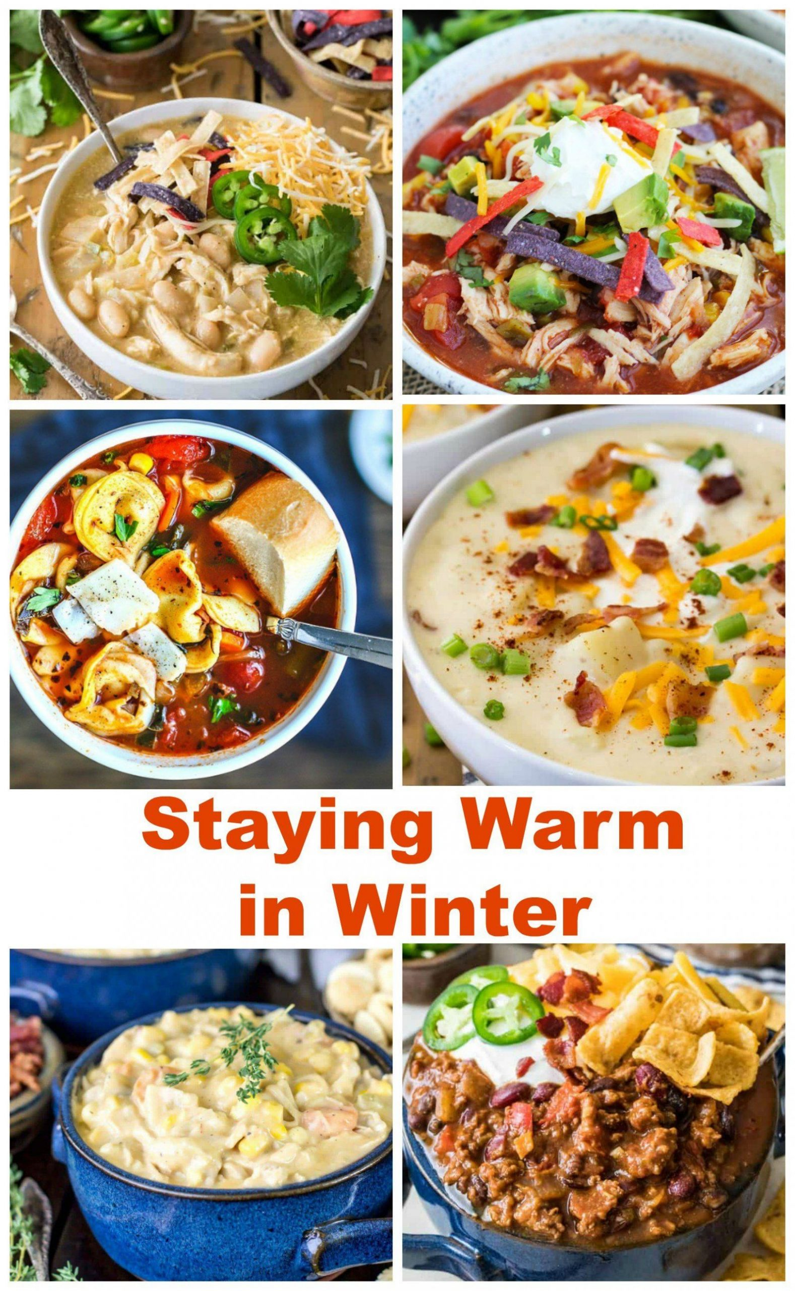 9 Tasty Ways to Keep Warm This Winter | Easy dinner recipes ..