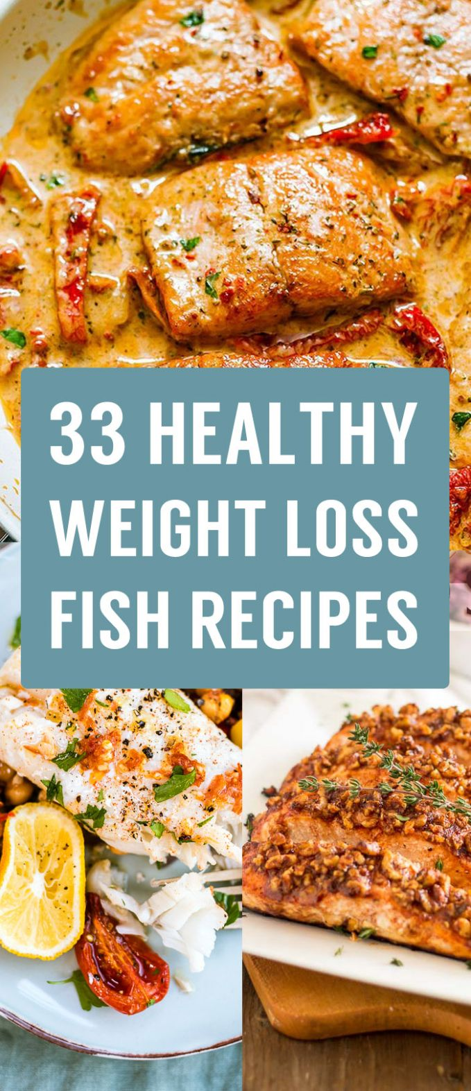 9 Weight Loss Fish Recipes That You Will Love! – TrimmedandToned - Weight Loss Fish Recipes