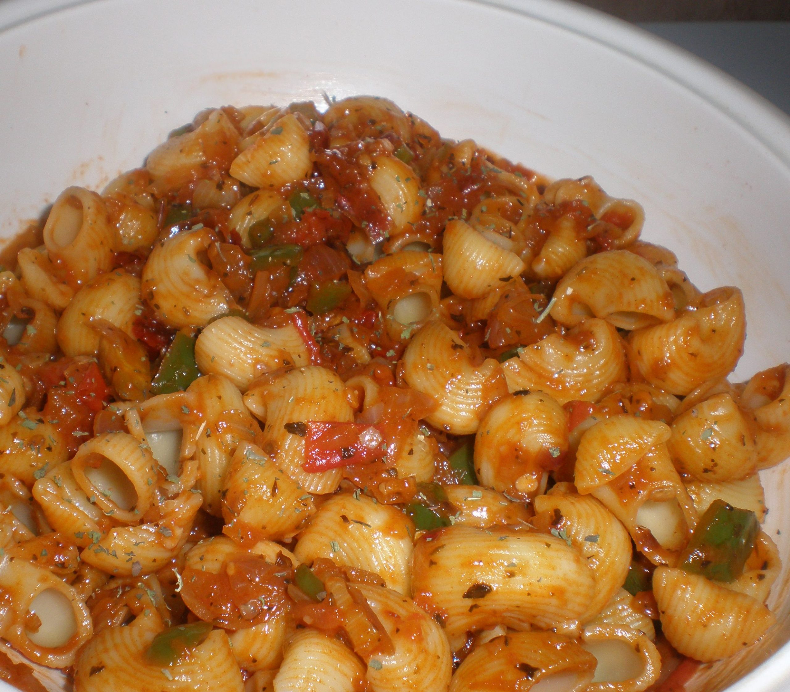 A bet and a Spicy pasta recipe | anishathefoodie
