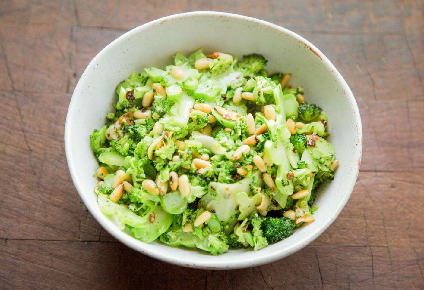 A Bright, Simple Broccoli Side Dish You Can Make in 11 Minutes - Recipes Vegetable Side Dishes