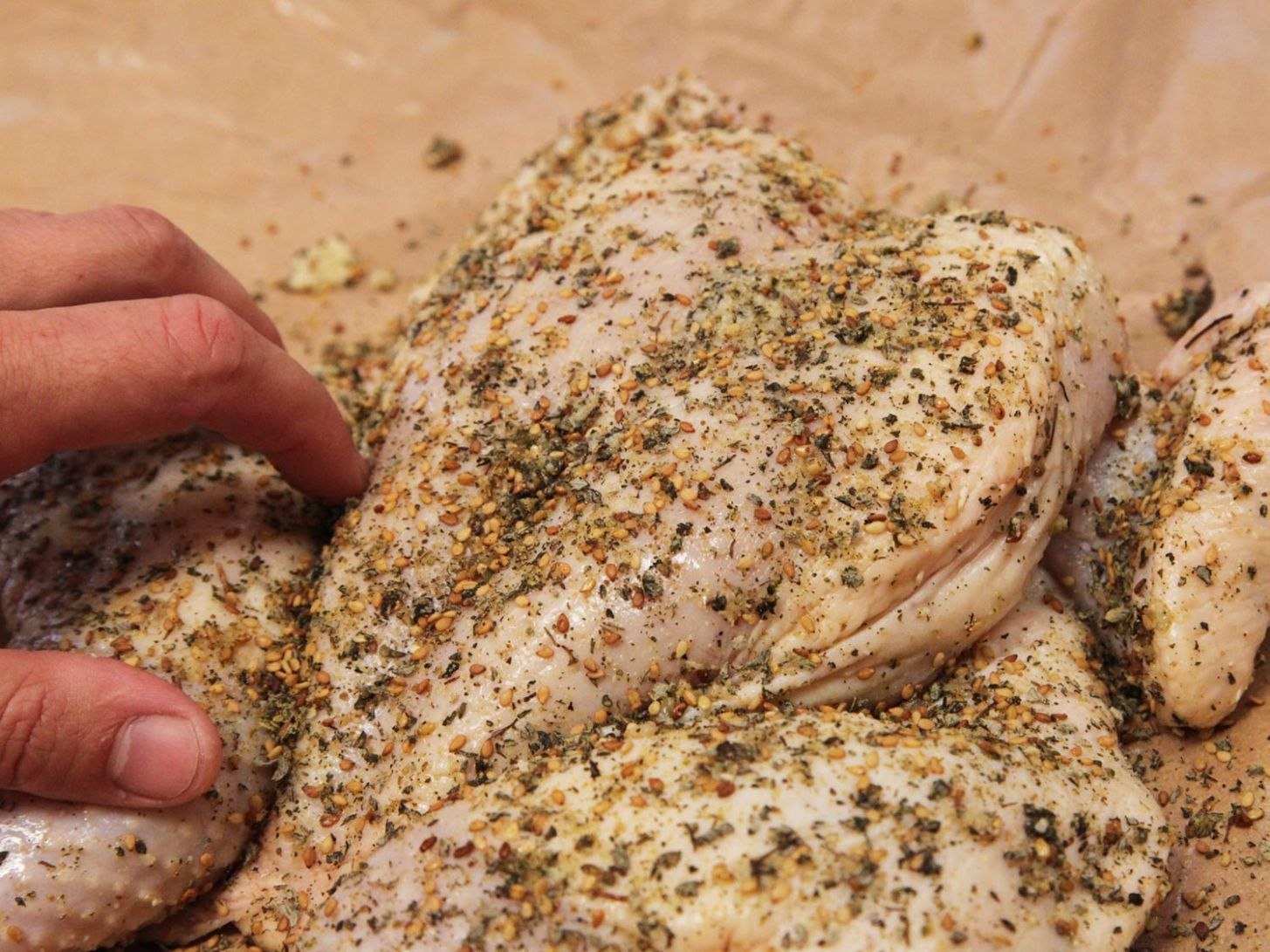 A New Summer Favorite: Grilled Chicken with Za'atar | Serious Eats