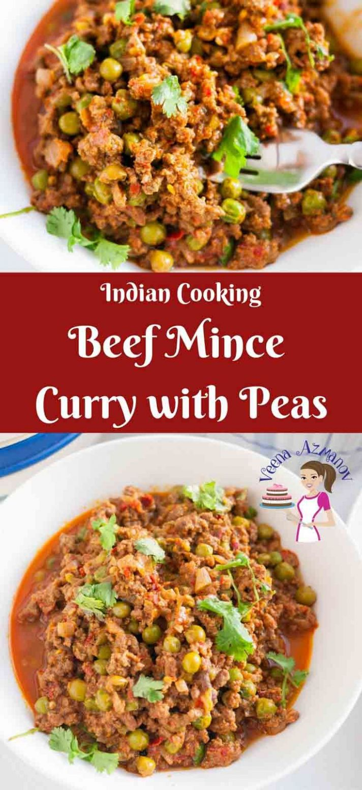 A Pinterest Optimized Image for this Classic Beef Mince Curry with ...
