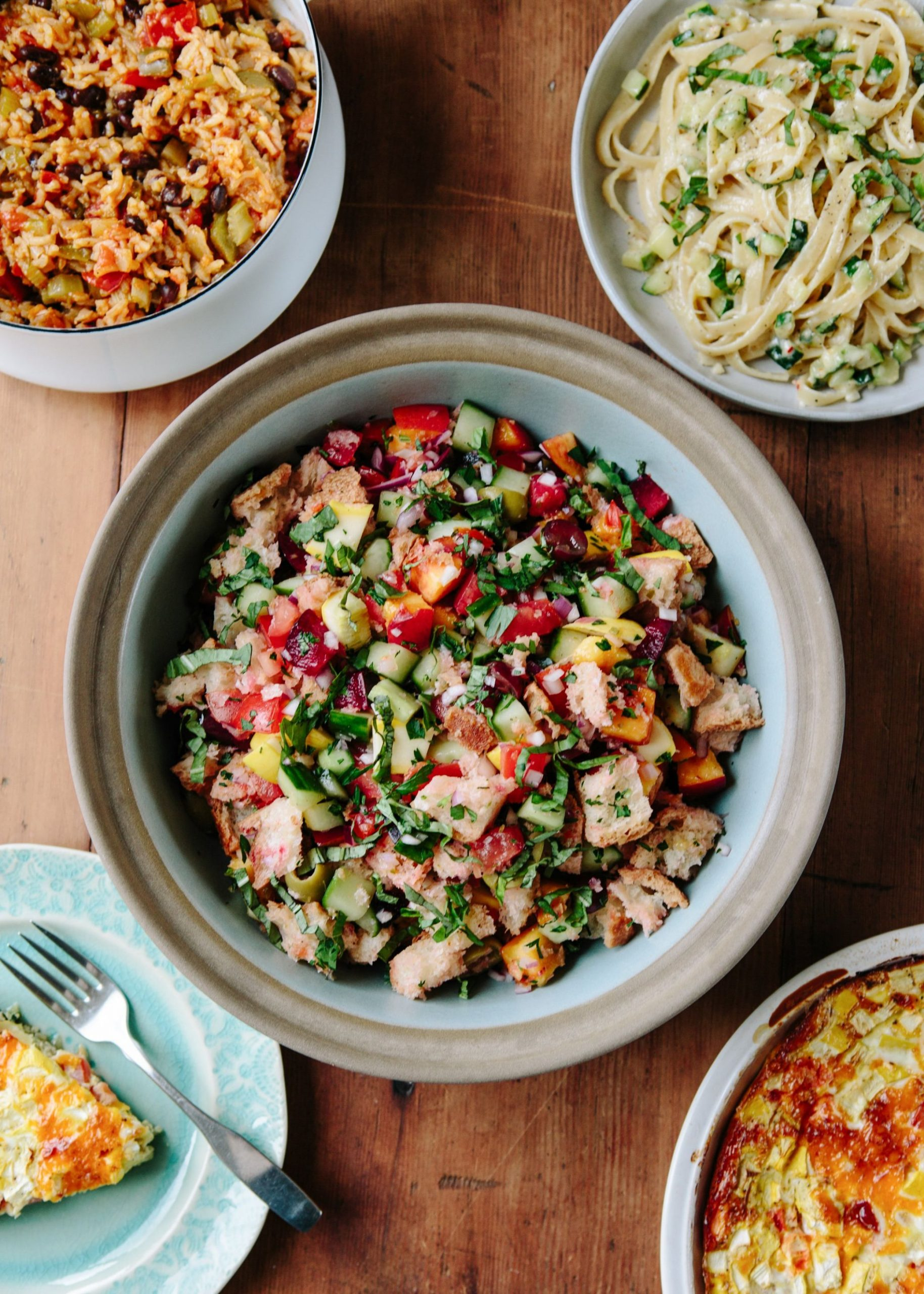 A Week of Budget-Friendly Summer Meals from Leanne Brown | Kitchn - Summer Recipes On A Budget