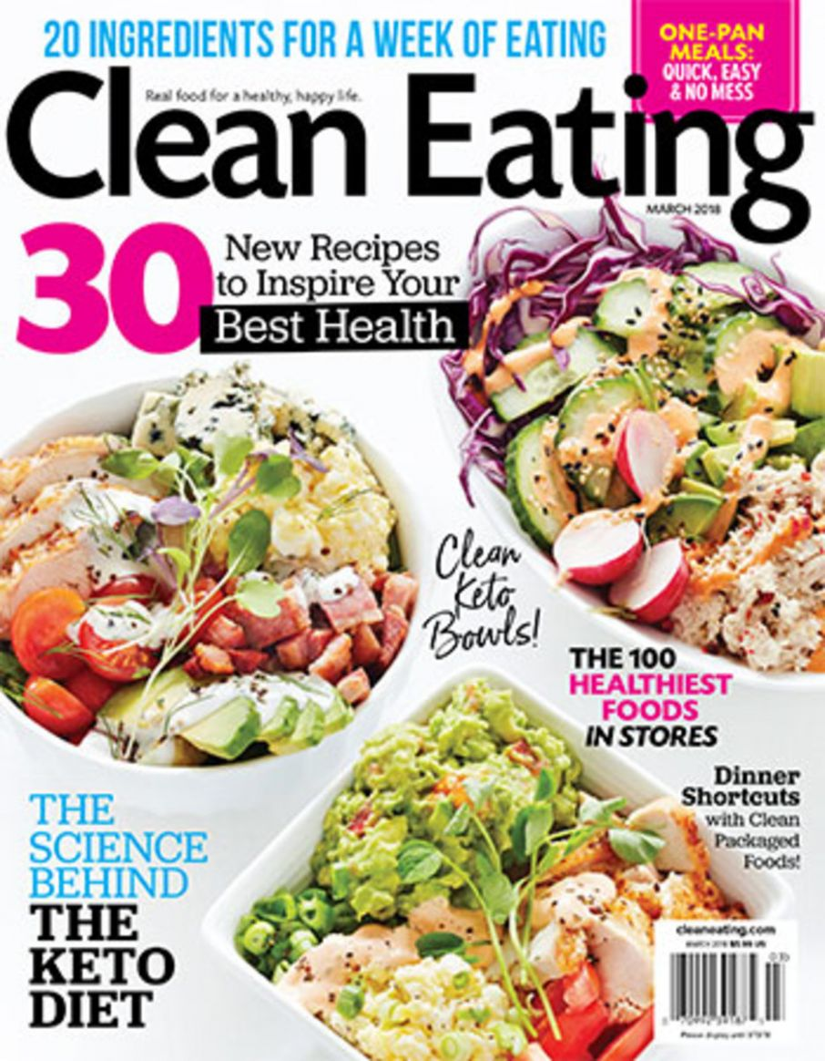 About Clean Eating Magazine - Clean Eating Magazine - Healthy Recipes Magazine
