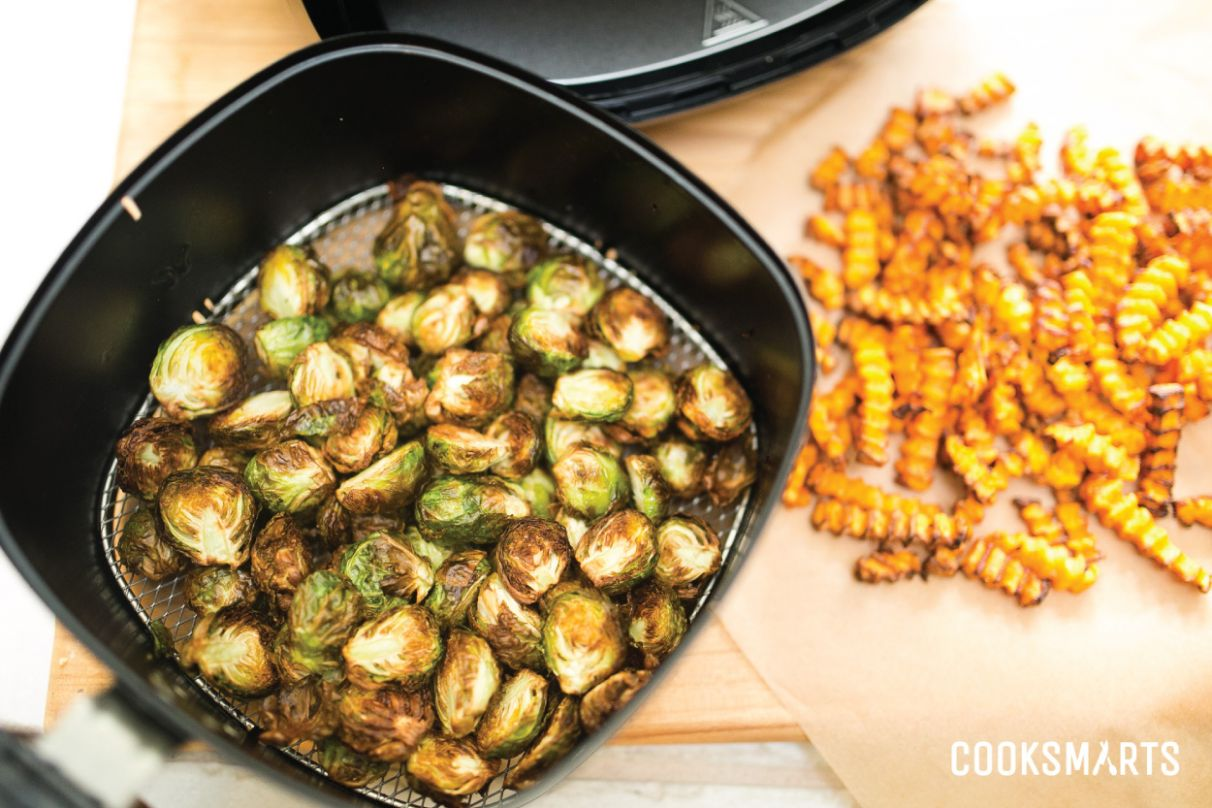 Airfried Vegetables