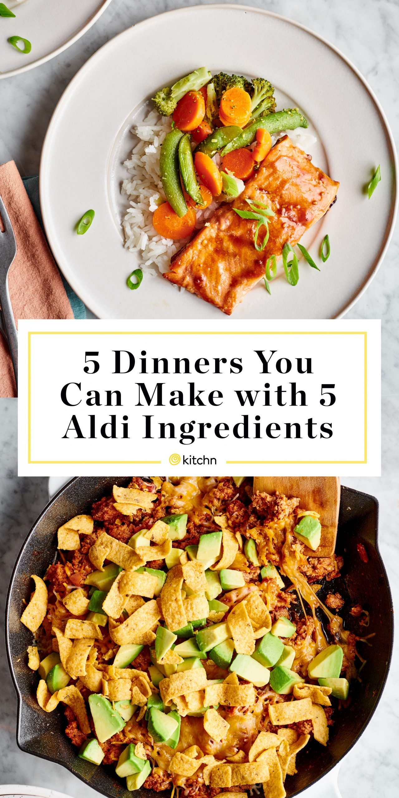 Aldi 10-Ingredient Dinner Ideas | Kitchn - Dinner Recipes Aldi
