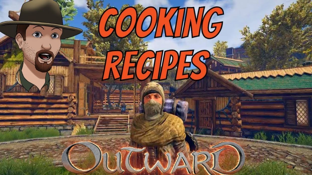 All Cierzo FOOD Recipes, Ingredients and Effects- OUTWARD QUICK TIP