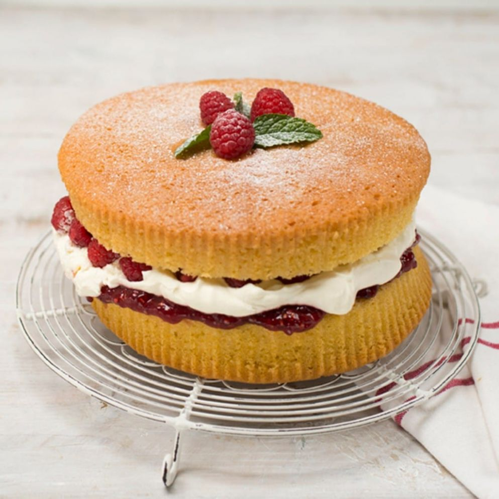 All-in-one sponge cake - Cake Recipes Using Oil Not Butter