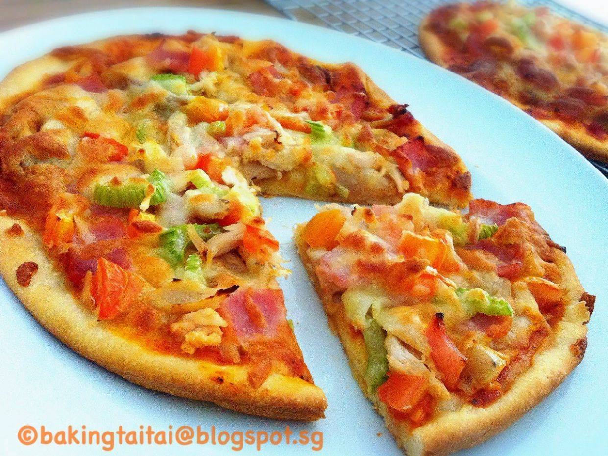 All Recipes Pizza Dough - Recipes Site y - All Recipes Quick Pizza Crust