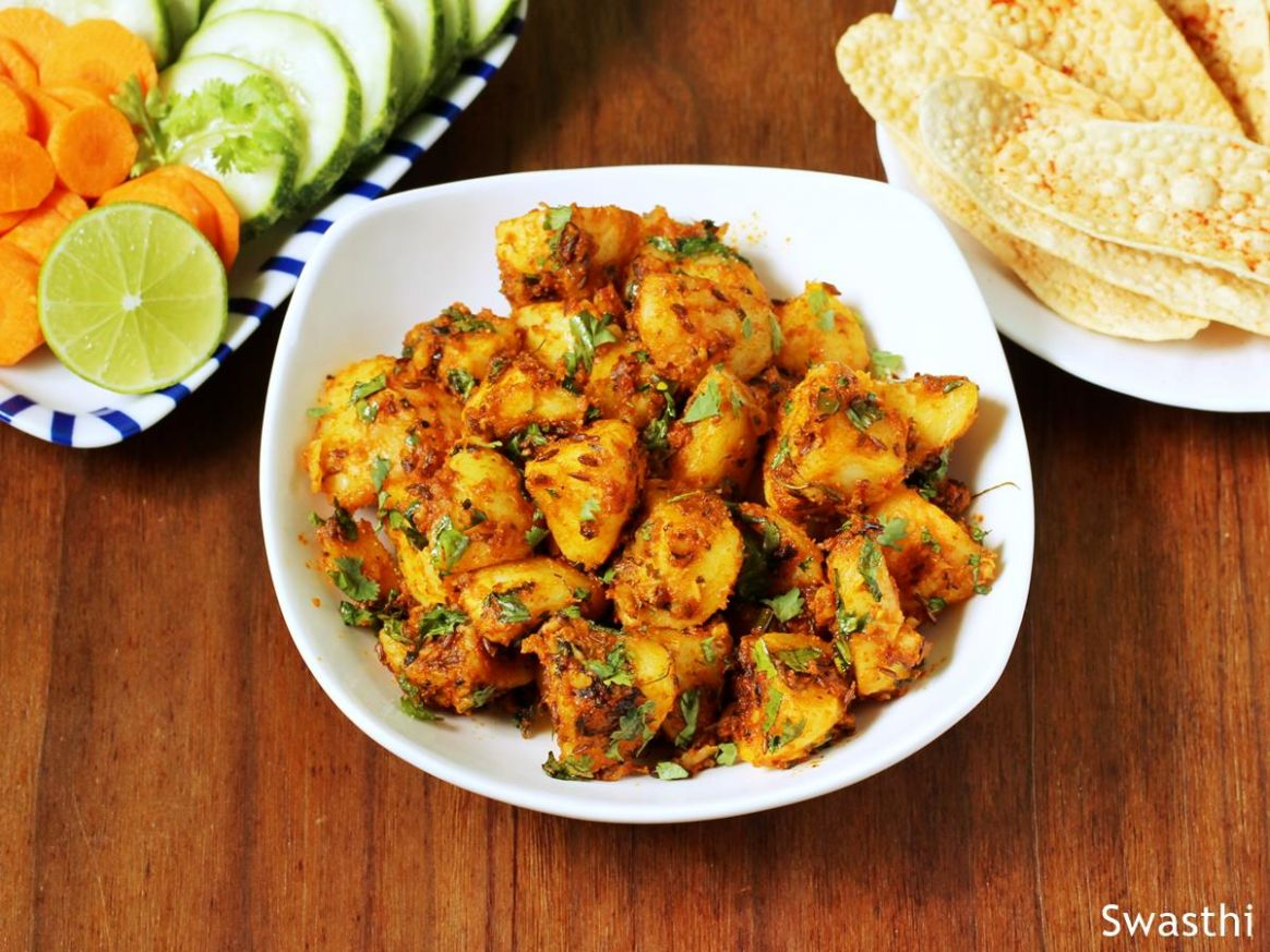 Aloo recipes | Potato recipes | 12 Indian potato recipes