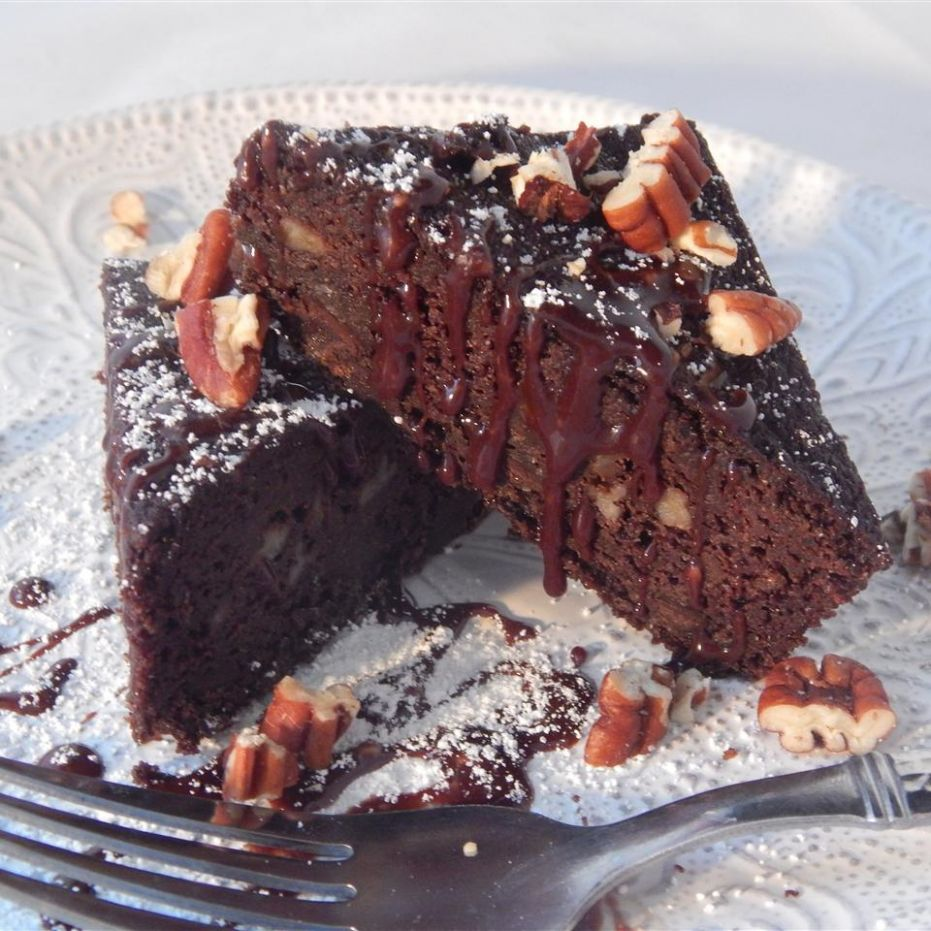 Amazing Chocolate Quinoa Cake! - Recipe Chocolate Quinoa Cake