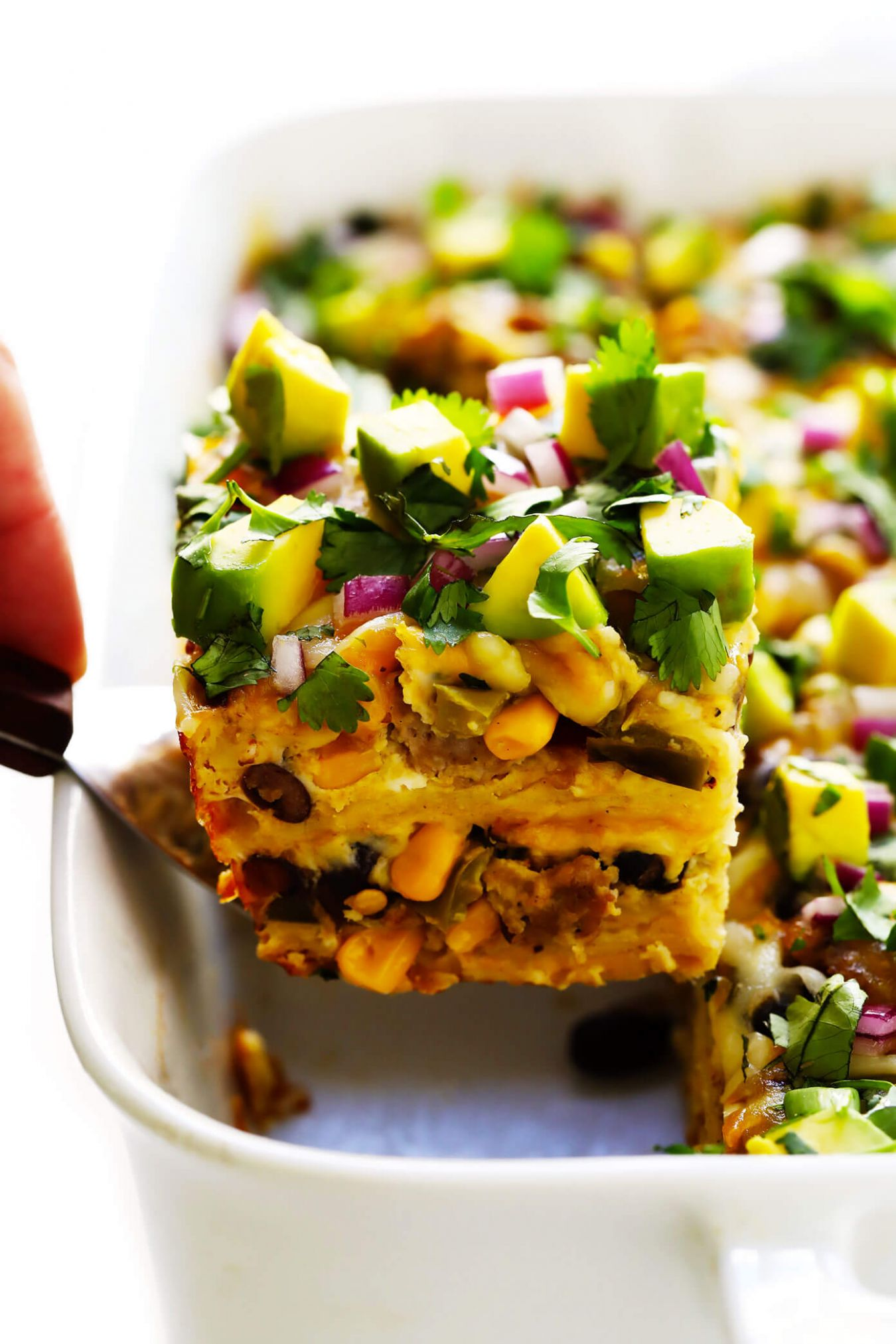 Amazing Mexican Breakfast Casserole - Breakfast Recipes Mexican