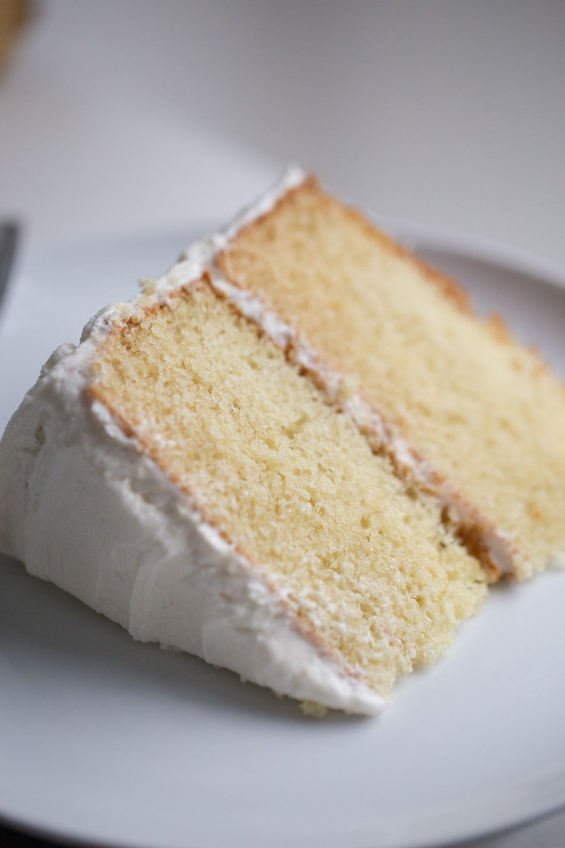 Amazing Vanilla Cake Recipe | Lauren's Latest