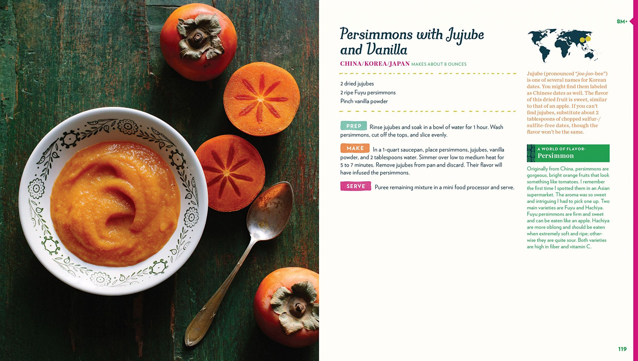 Amazon.com: Around the World in 8 Purees: Easy Recipes for Global ..