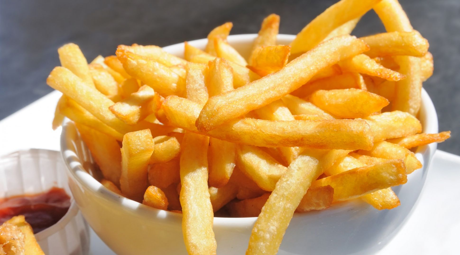 American French Fries - Recipes Potato Fries