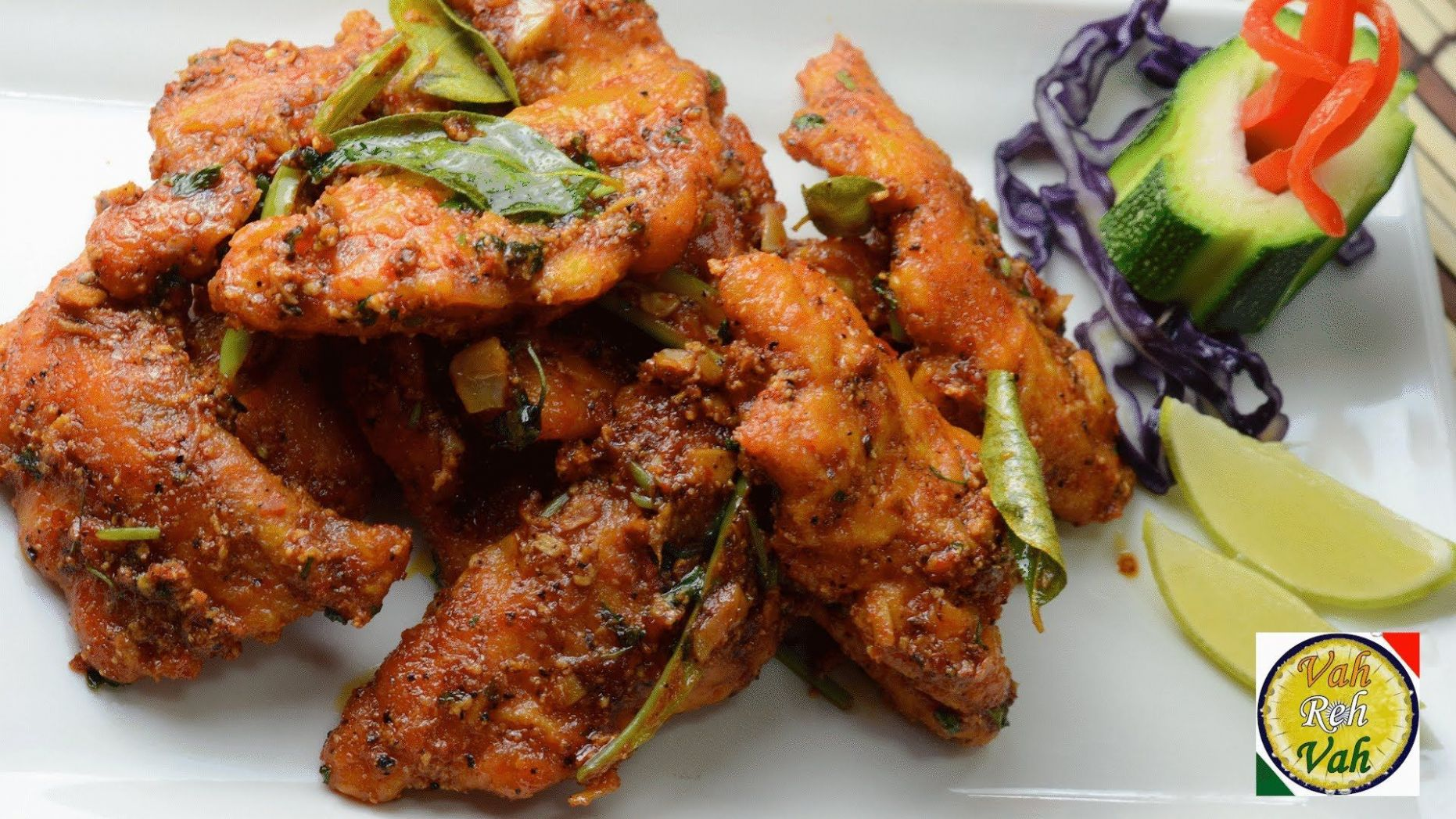 Apollo Fish Fry Recipe - By Vahchef @ vahrehvah.com (With images ..