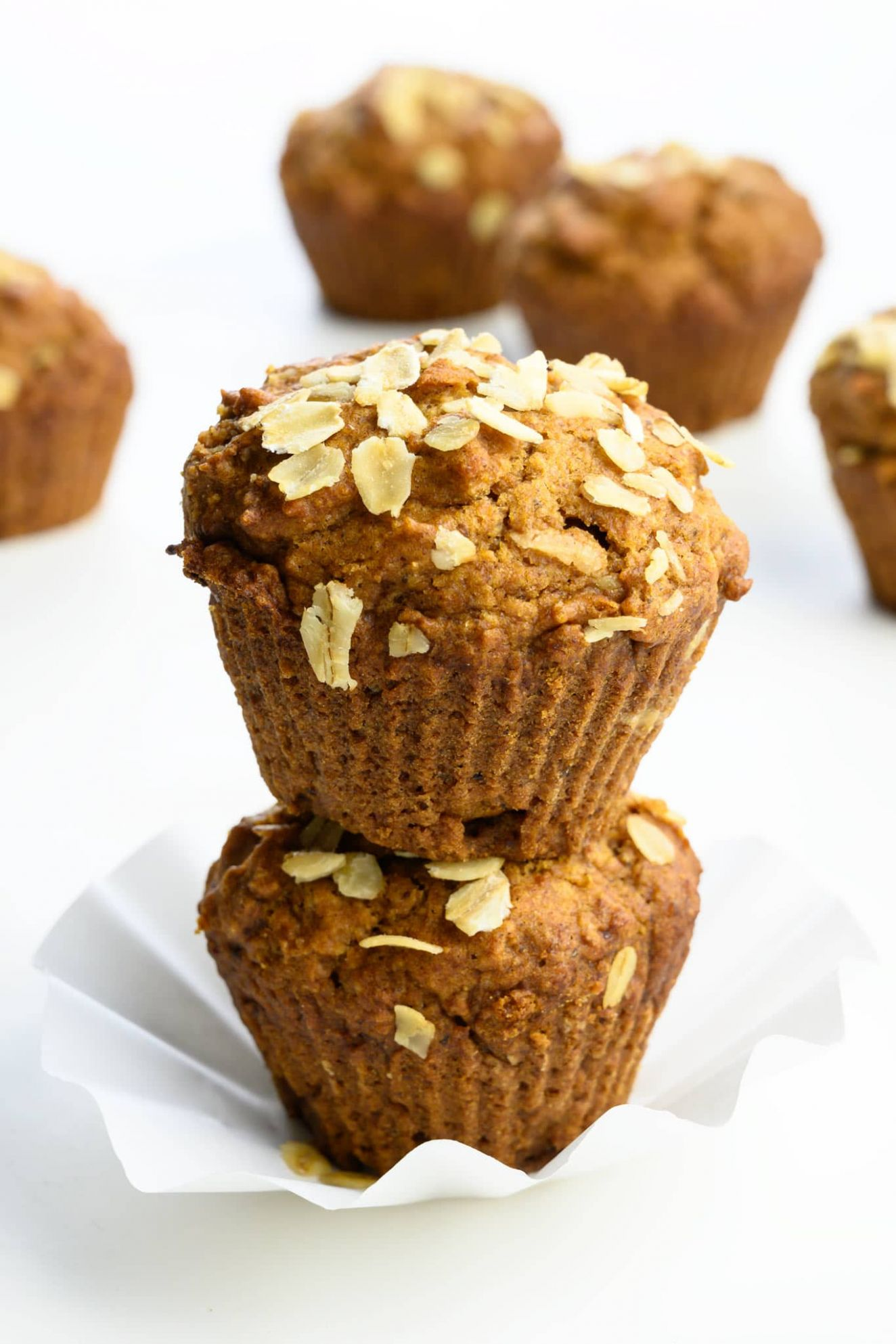 Applesauce Muffins — Healthy Recipe - Namely Marly