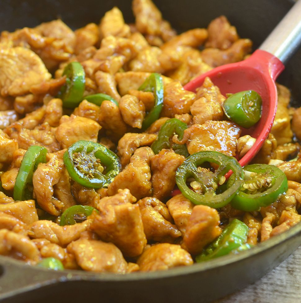 Asian Jalapeno Chicken - Recipes Chicken Jalapeno