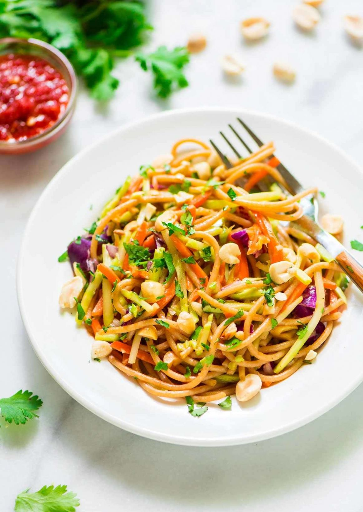 Asian Noodle Salad - Salad Recipes Asian