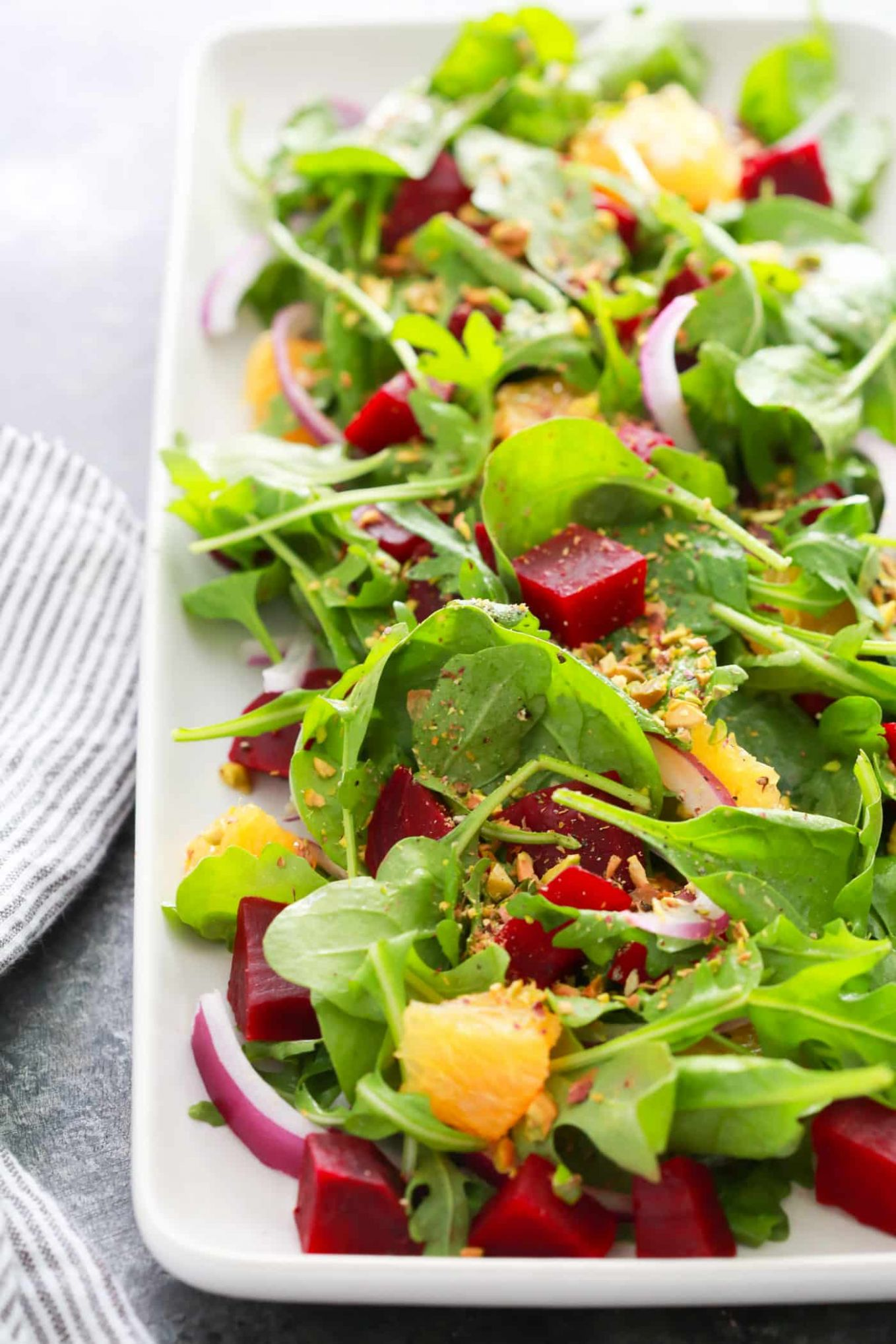Autumn Beet Orange Salad Recipe