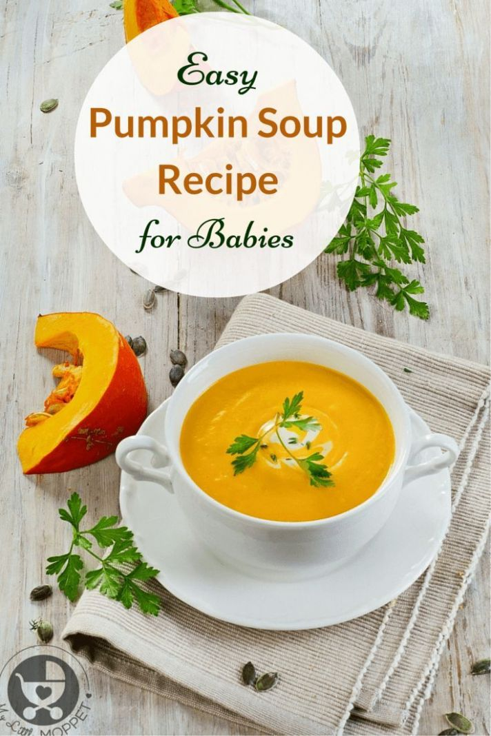Babies - Soup Recipes For Babies