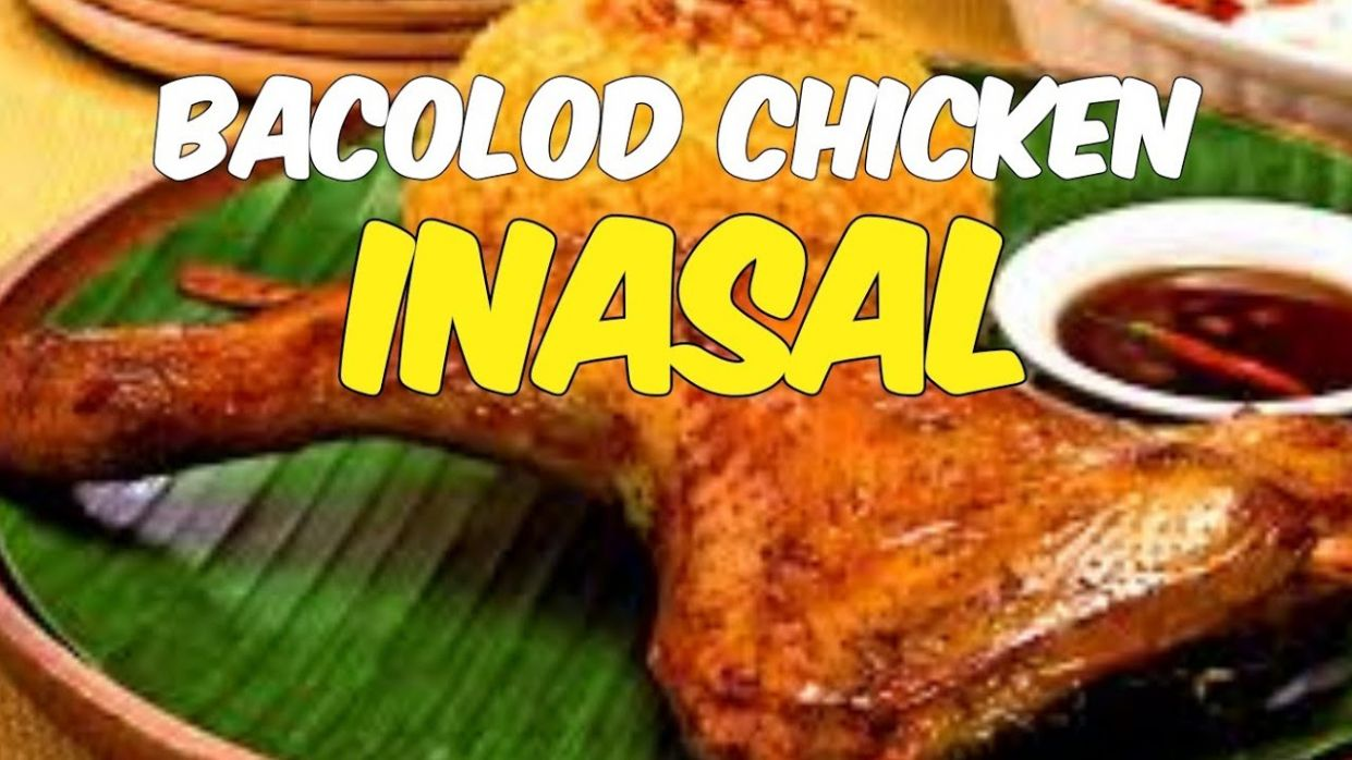 Bacolod Chicken Inasal | How to Make Real Chicken Inasal - Recipe Chicken Inasal
