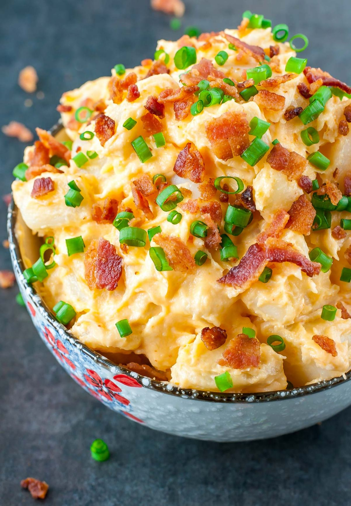 Bacon Sriracha Potato Salad