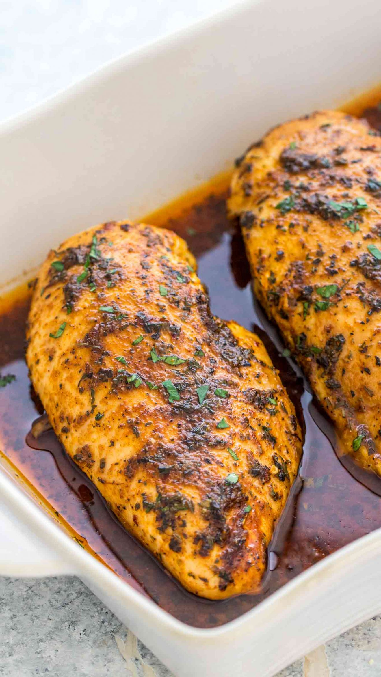 Baked Chicken Breasts - Recipe Chicken Breast Oven Baked