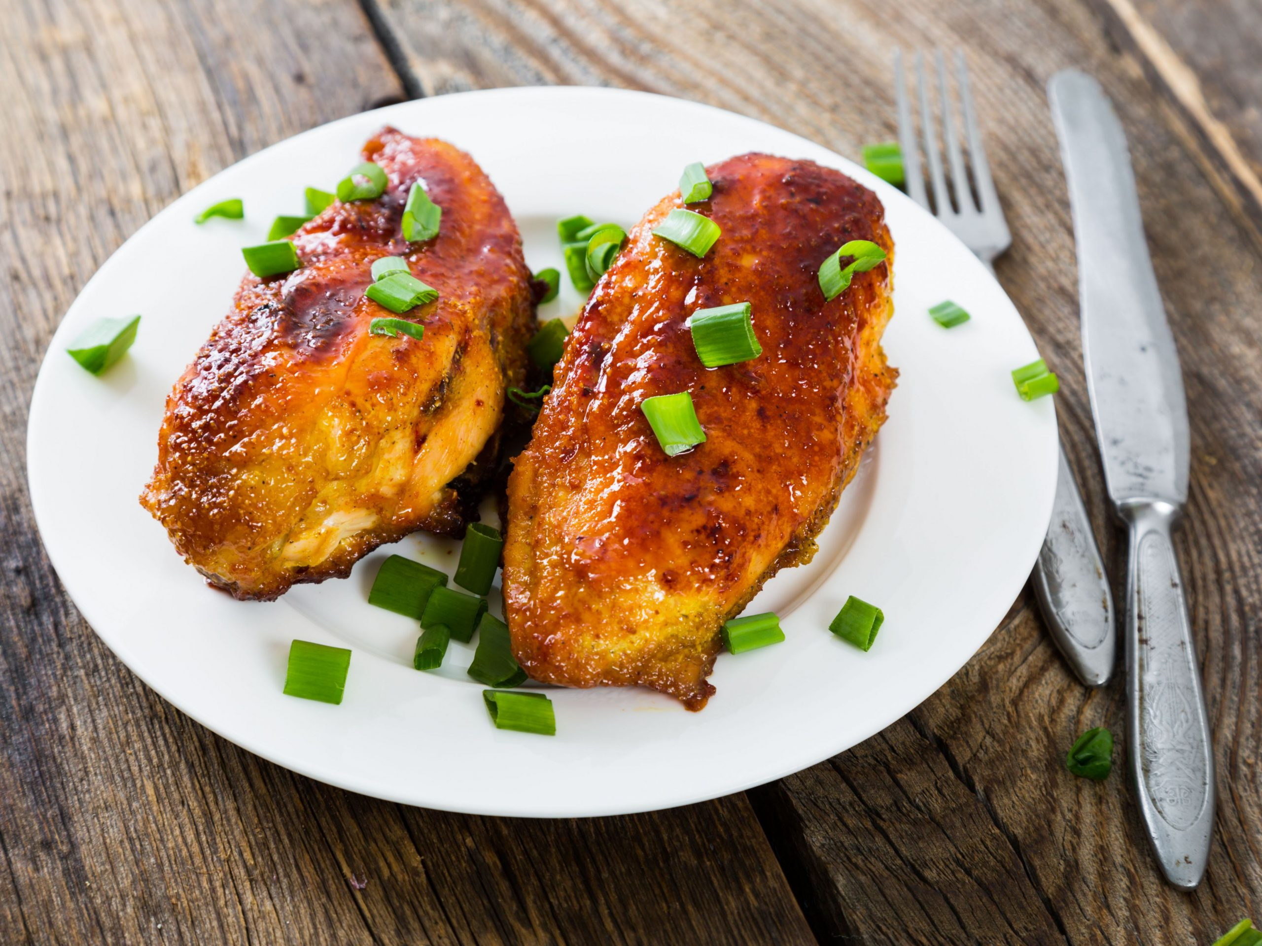 Baked Orange Marmalade Chicken Breasts - Recipe Chicken Breast Orange Marmalade