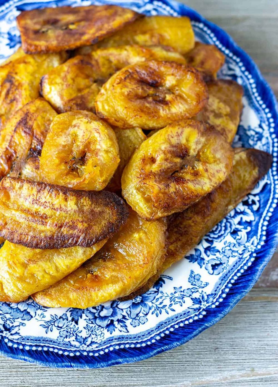 Baked Plantains - Recipes Cooking Plantains