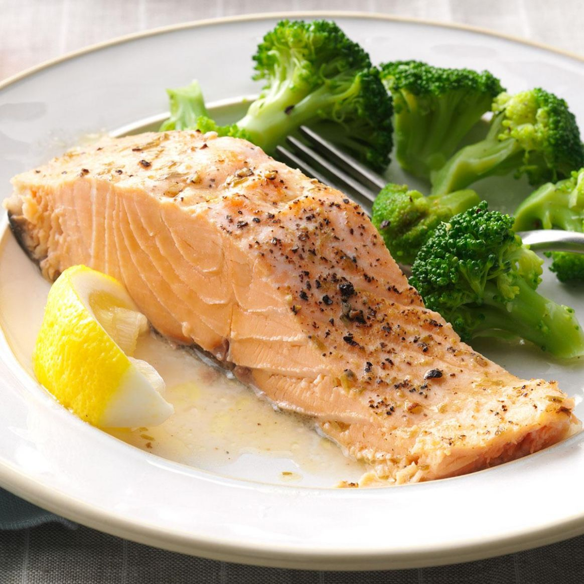 Baked Salmon - Recipes Fish Salmon