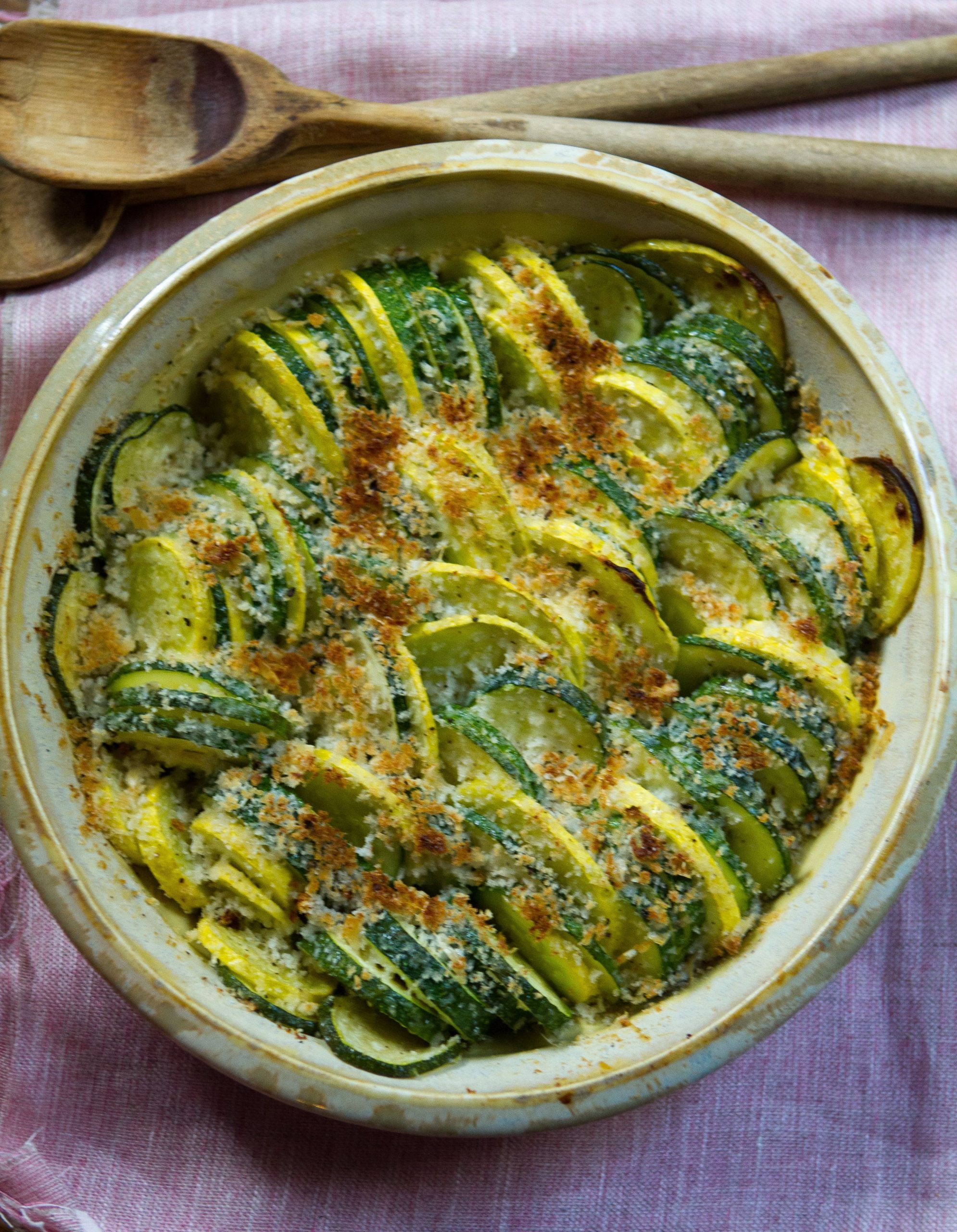 Baked Summer Squash - Recipes For Summer Zucchini