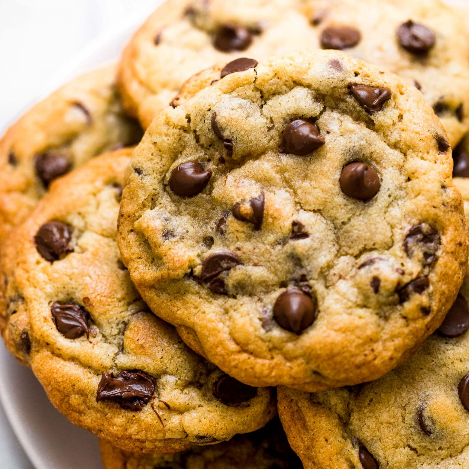 Bakery Style Chocolate Chip Cookies - Chocolate Chip Recipes