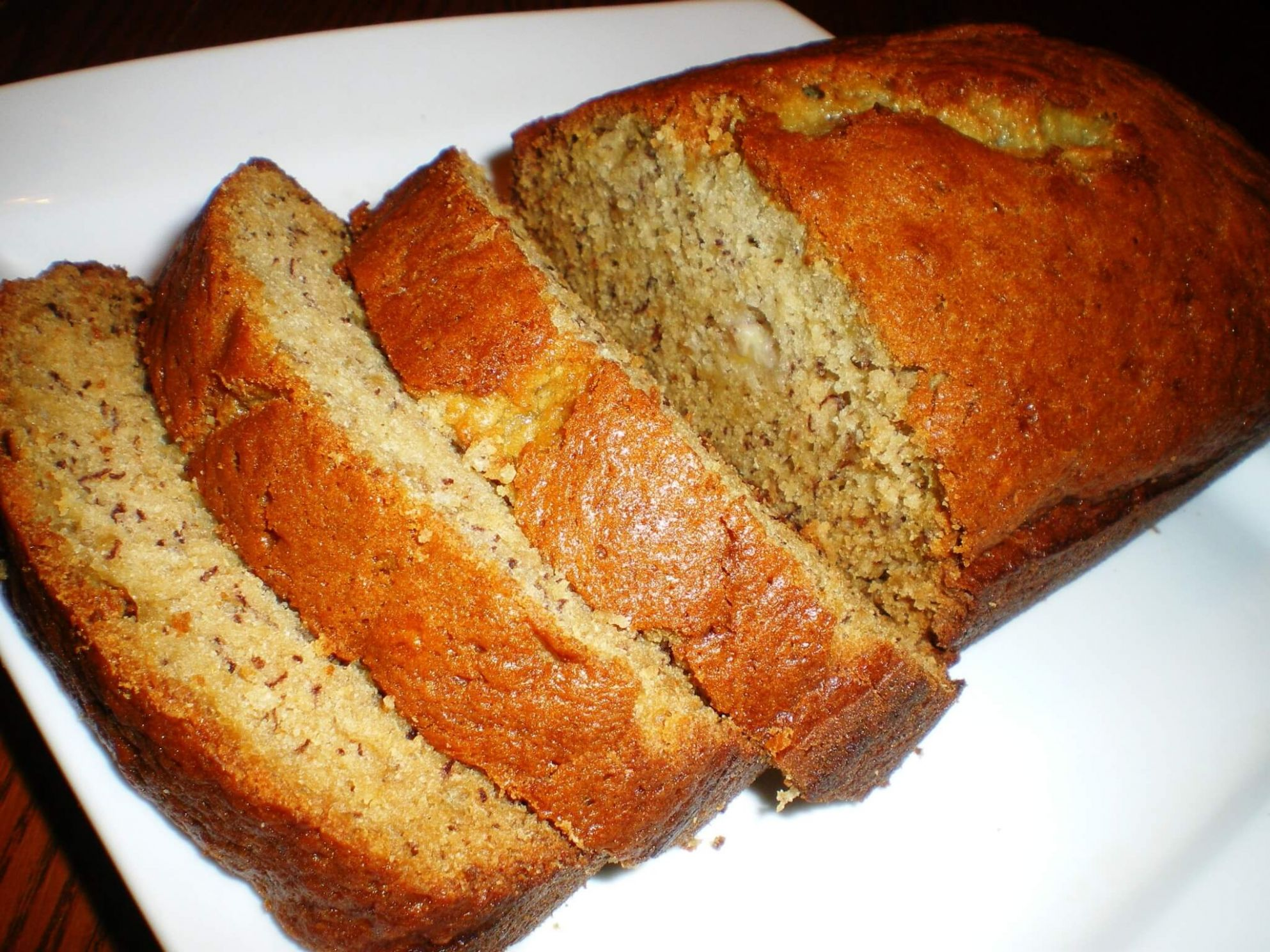 Banana Bread Recipe - Simple Recipes Banana Bread