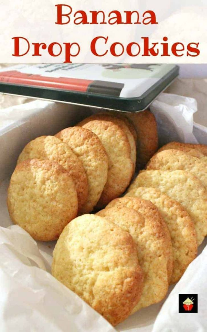 Banana Drop Cookies. Theses are a light fluffy cookie and great ...