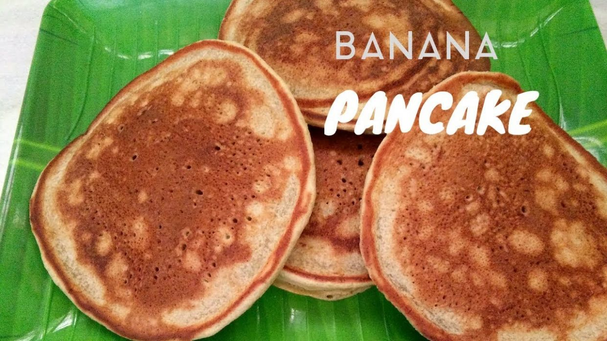 Banana Pancake Recipe in Malayalam | Simple Breakfast Recipe ...