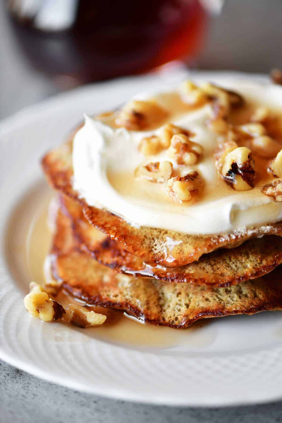 Banana Pancakes - Breakfast Recipes Using Bananas