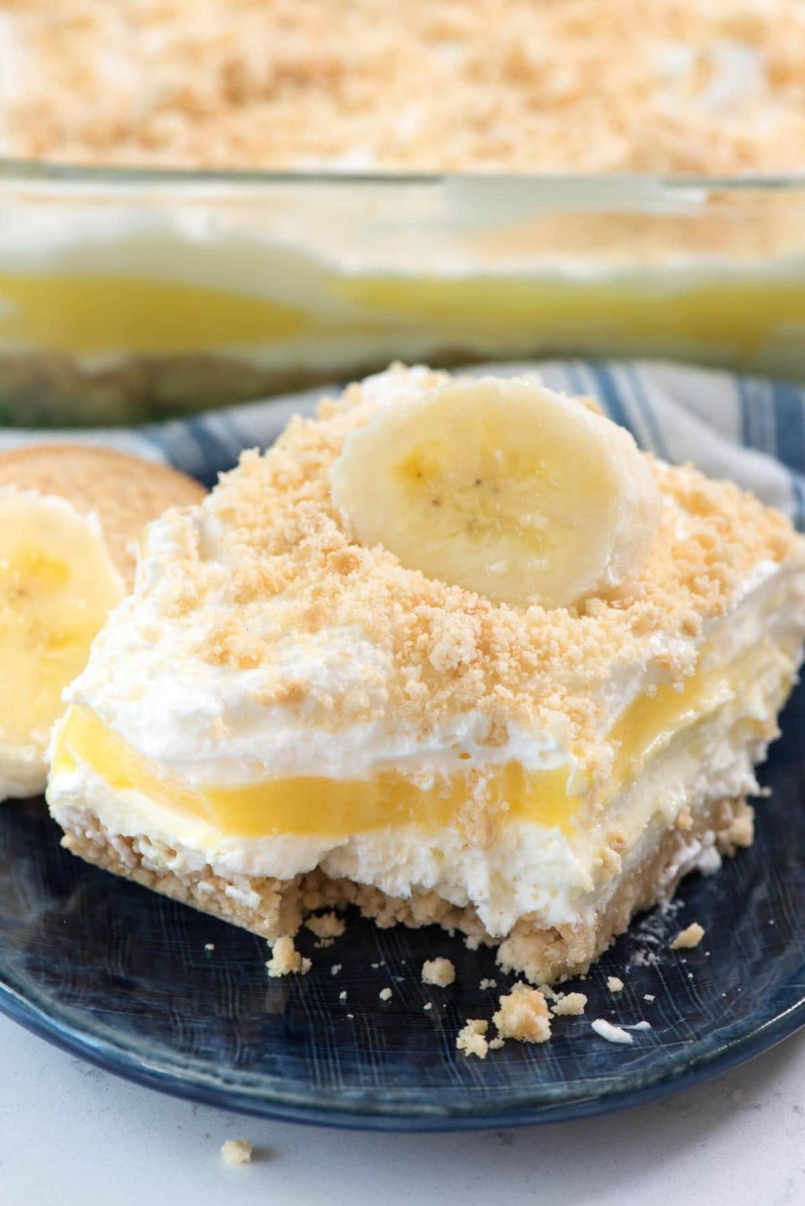 Banana Pudding Dream Dessert