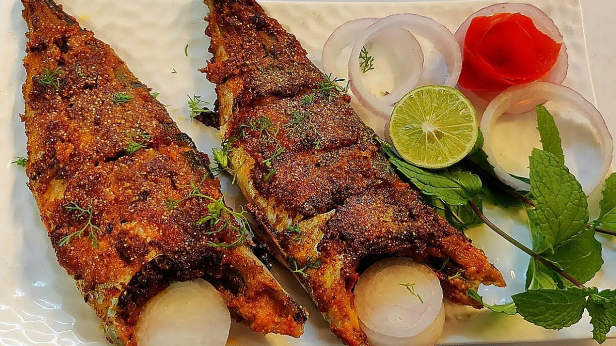Bangda Fish Fry | Bangda Fish Fry Recipe in hindi by Farheen Khan