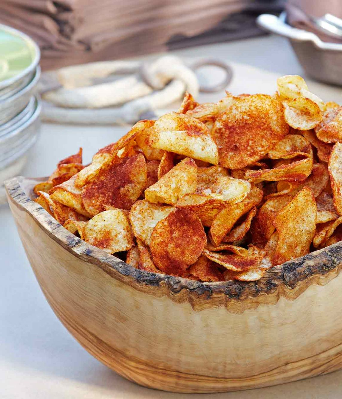Barbecue Potato Chips - Recipes With Potato Chips