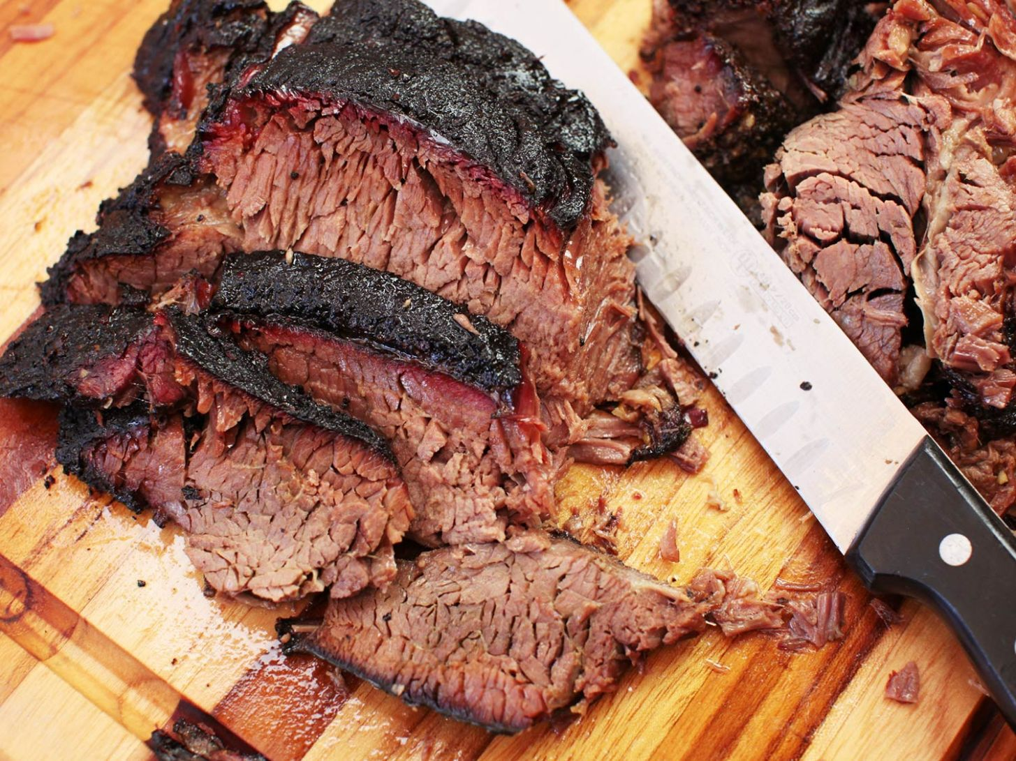 Barbecue Smoked Beef Chuck Recipe - Recipes Beef Chuck Steak