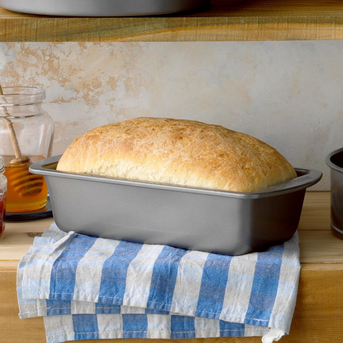 Basic Homemade Bread - Simple Recipes Using Bread