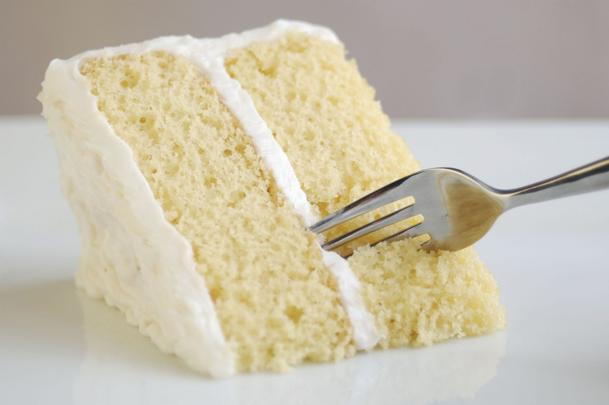 Basic Vanilla Cake - Recipes Cake Vanilla